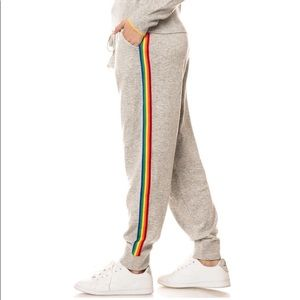 Rainbow 🌈 lounge jogger sweat pants